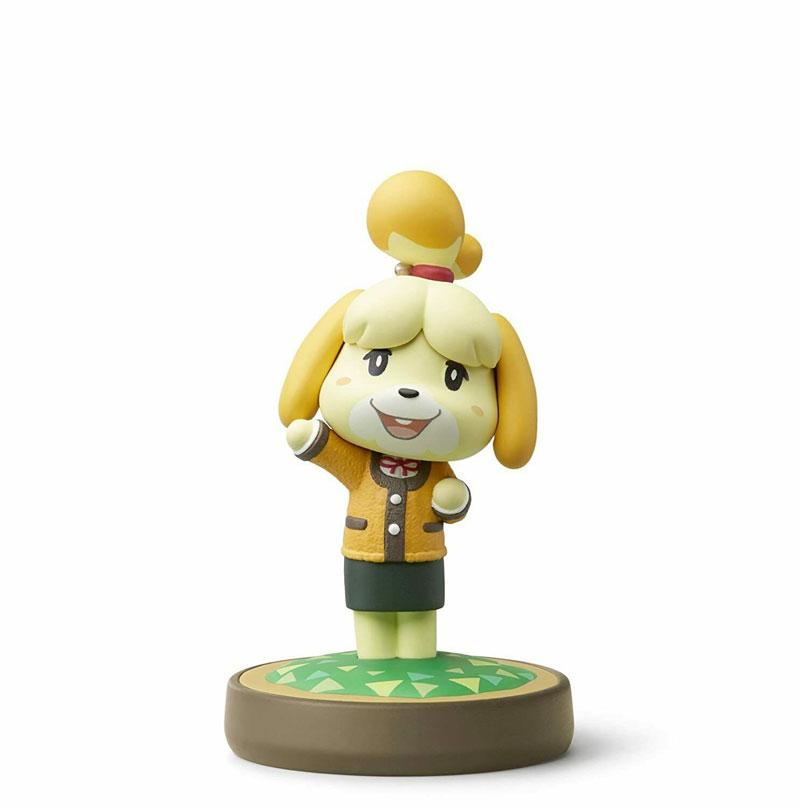 amiibo Isabelle  Зимняя одеждаКоллекция Animal Crossing дополнительное изображение 1