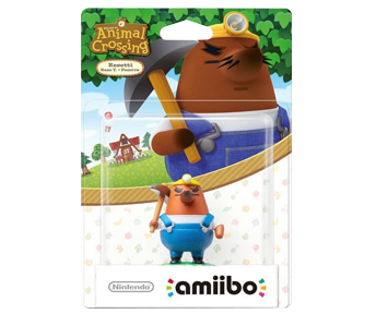 Amiibo Resetti (Ресетти)[Коллекция Animal Crossing]