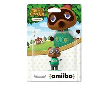 amiibo Tom Nook (Том Нук)[Коллекция Animal Crossing]