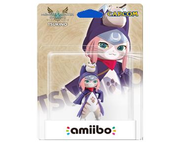 amiibo Tsukino [коллекция Monster Hunter] ПРЕДЗАКАЗ!