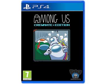 Among Us Crewmate Edition (Русская версия)(PS4) ПРЕДЗАКАЗ!