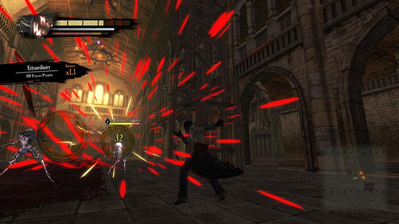 Anima Gate of Memories - Arcane Edition  PS4 дополнительное изображение 2