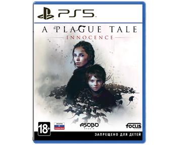 A Plague Tale: Innocence HD (Русская версия)(PS5)