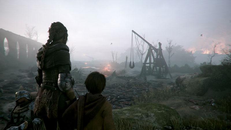 A Plague Tale Innocence HD  Xbox One/Series X  дополнительное изображение 2