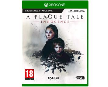 A Plague Tale: Innocence HD (Русская версия)(Xbox One/Series X) ПРЕДЗАКАЗ!