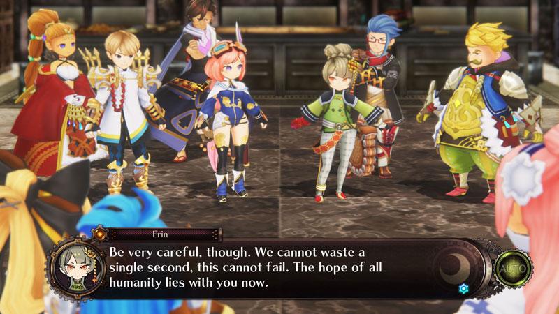 Arc of Alchemist  US Nintendo Switch дополнительное изображение 1