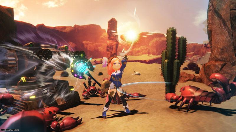Arc of Alchemist  US Nintendo Switch дополнительное изображение 2