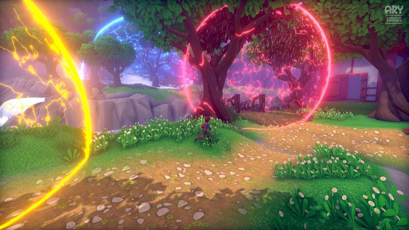 Ary and The Secret of Seasons  PS4 дополнительное изображение 3