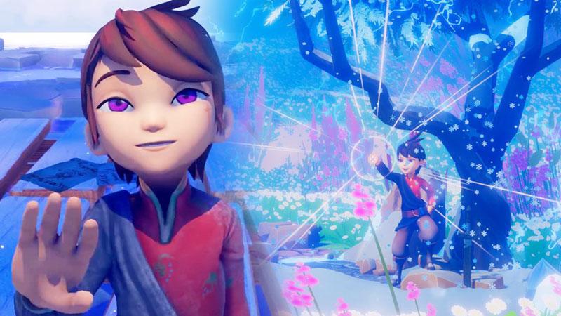 Ary and The Secret of Seasons  PS4 дополнительное изображение 1