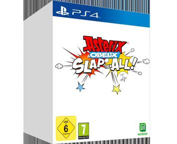 Asterix and Obelix Slap Them All Collectors Edition (Русская версия)(PS4) ПРЕДЗАКАЗ!