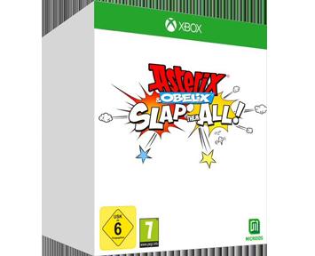 Asterix and Obelix Slap Them All Collectors Edition (Русская версия)(Xbox One/Series X) ПРЕДЗАКА