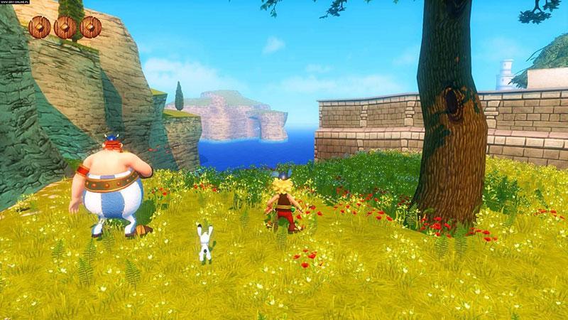Asterix & Obelix XXLRomastered  Nintendo Switch дополнительное изображение 2