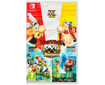 Asterix And Obelix XXL Collection [1,2,3](Русская версия)(Nintendo Switch)