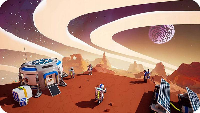 Astroneer  PS4 дополнительное изображение 1
