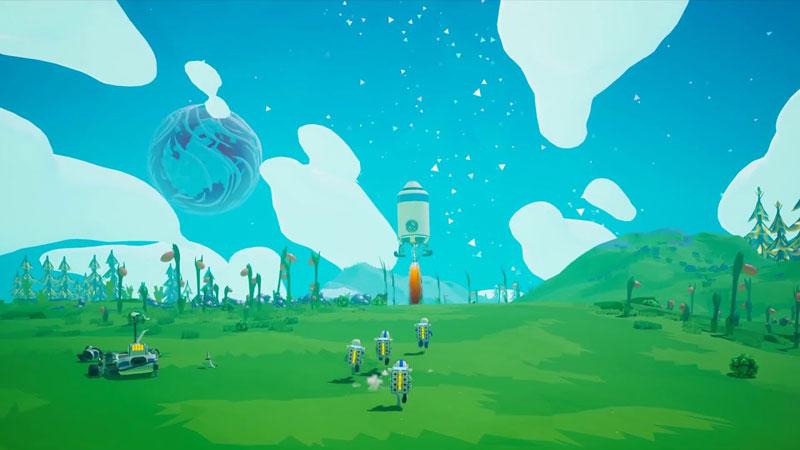 Astroneer  PS4 дополнительное изображение 2