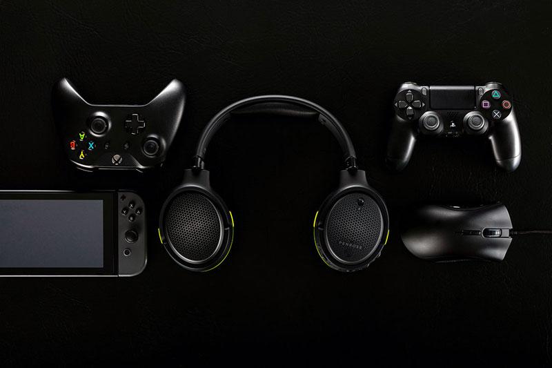 Игровые беспроводные наушники Audeze Penrose X  Xbox One/Series X дополнительное изображение 1