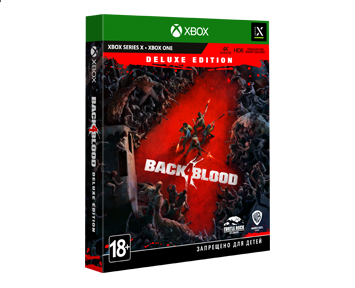 Back 4 Blood Deluxe Edition (Русская версия)(Xbox One/Series X) ПРЕДЗАКАЗ!