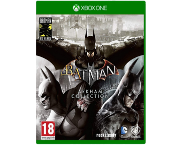 Batman Arkham Collection Edition (Русская версия)(Xbox One/Series X)