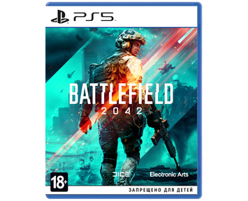 Battlefield 2042 (Русская версия)(PS5) ПРЕДЗАКАЗ!