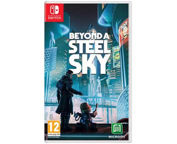 Beyond a Steel Sky (Русская версия)(Nintendo Switch) ПРЕДЗАКАЗ!