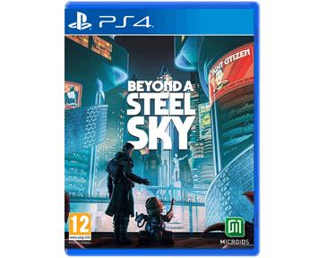 Beyond a Steel Sky (Русская версия)(PS4) ПРЕДЗАКАЗ!