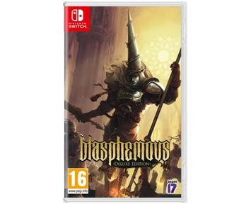 Blasphemous (Русская версия)(Nintendo Switch) ПРЕДЗАКАЗ!
