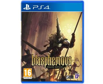 Blasphemous Deluxe Edition (Русская версия)(PS4)