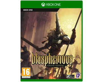 Blasphemous (Русская версия)(Xbox One/Xbox Series X) ПРЕДЗАКАЗ!