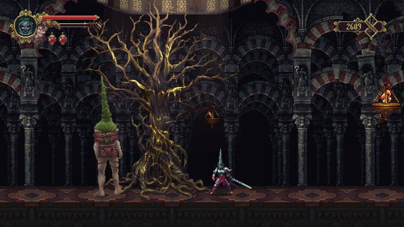 Blasphemous Deluxe Edition  PS4 дополнительное изображение 2
