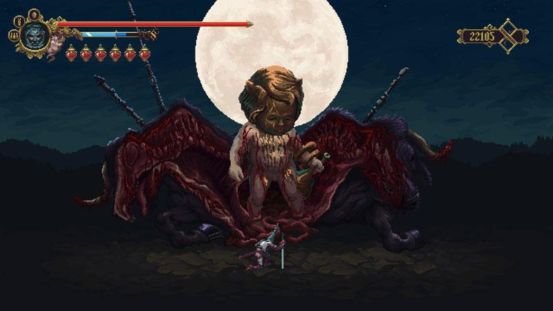 Blasphemous Deluxe Edition  PS4 дополнительное изображение 3