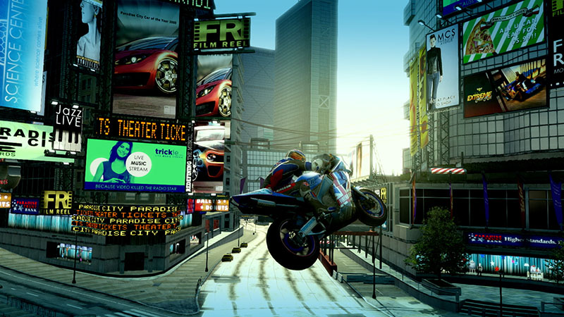 Burnout Paradise Remastered  Nintendo Switch дополнительное изображение 1