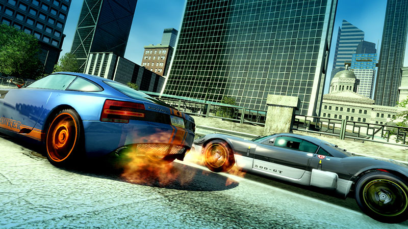 Burnout Paradise Remastered  Nintendo Switch дополнительное изображение 2