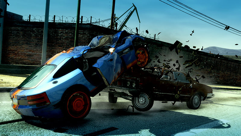 Burnout Paradise Remastered  Nintendo Switch дополнительное изображение 3