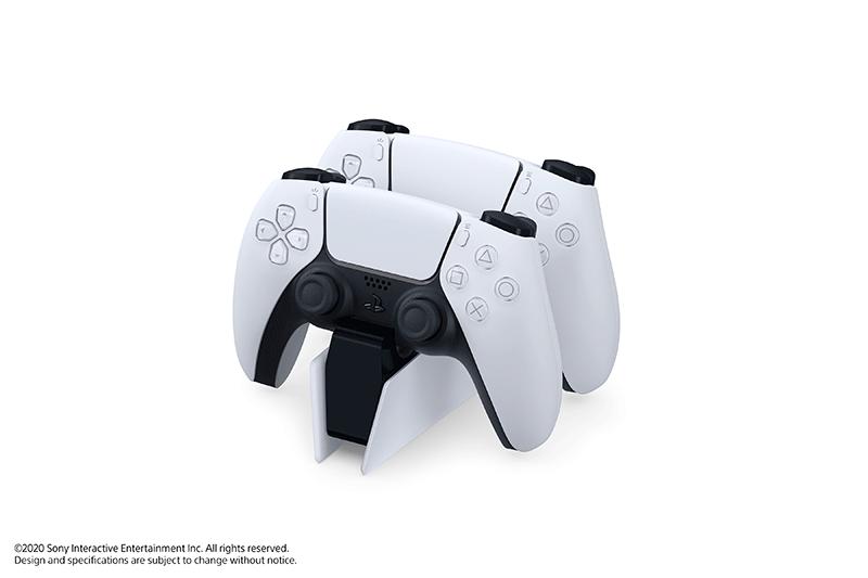 Зарядная станция DualSense  зарядное устройство для джойстика PS5 дополнительное изображение 2