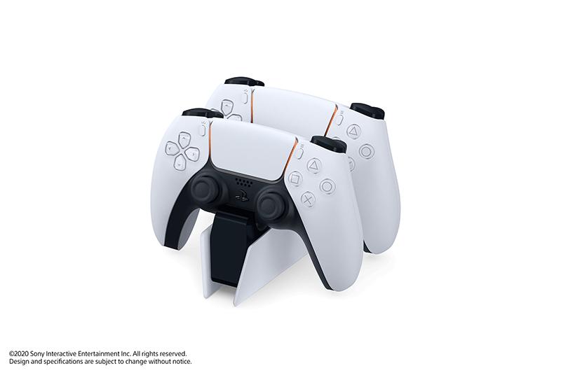 Зарядная станция DualSense  зарядное устройство для джойстика PS5 дополнительное изображение 3
