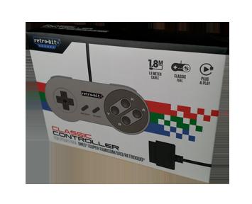 Контроллер RetroBit Nintendo SNES