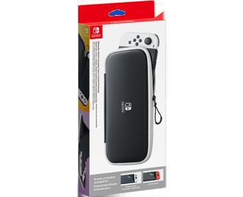Чехол и защитная плёнка для Nintendo Switch(OLED) ПРЕДЗАКАЗ!