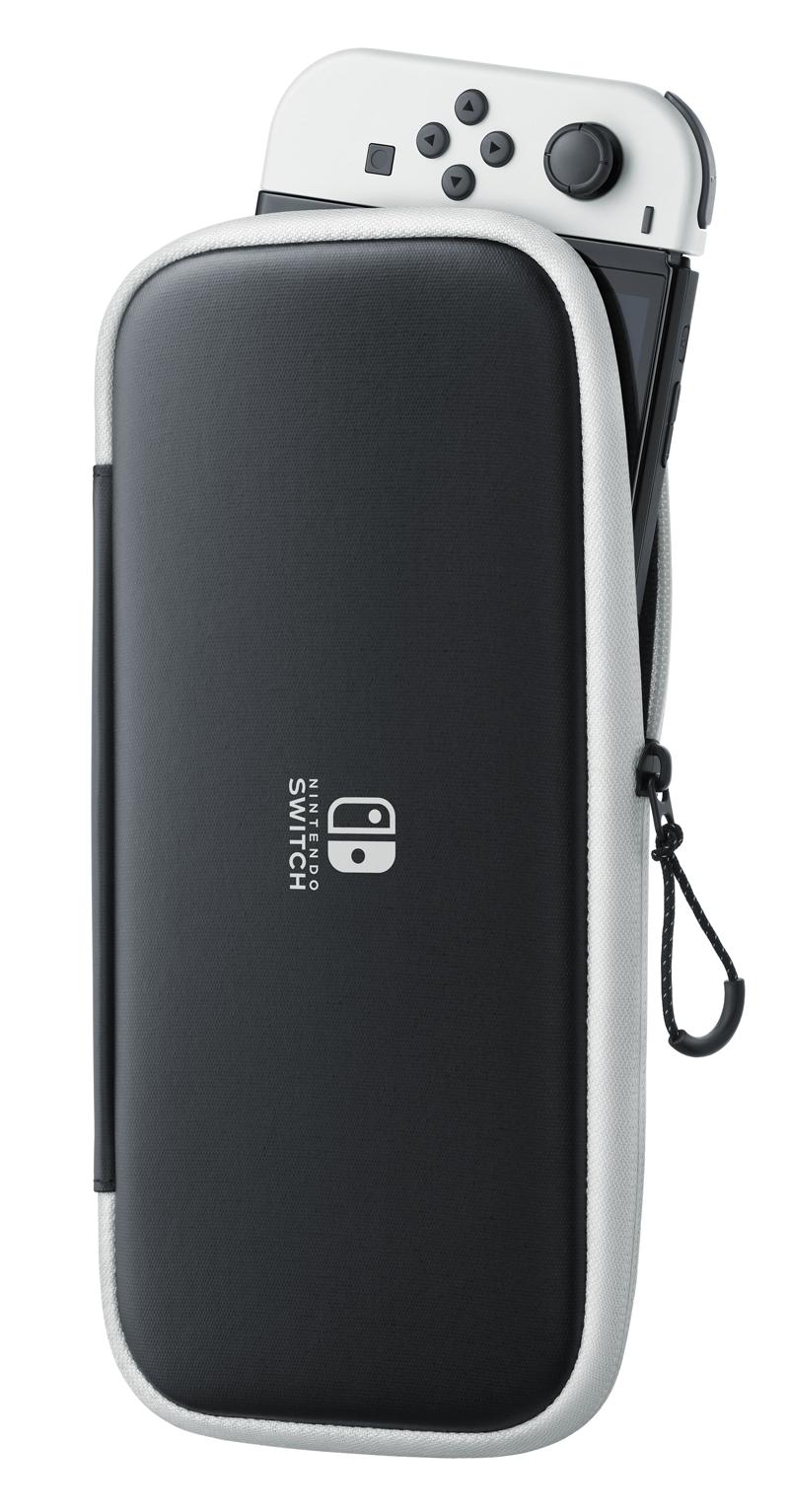 Чехол и защитная плёнка для Nintendo Switch OLED  дополнительное изображение 1