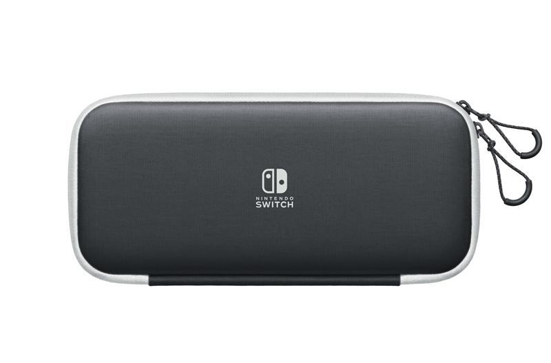 Чехол и защитная плёнка для Nintendo Switch OLED  дополнительное изображение 2