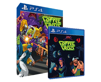 Coffee Crisis Special Edition (PS4)