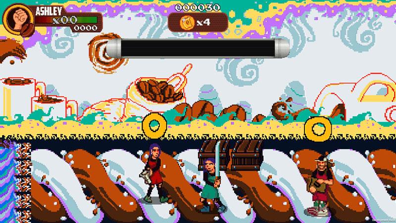 Coffee Crisis Special Edition  PS4 дополнительное изображение 3