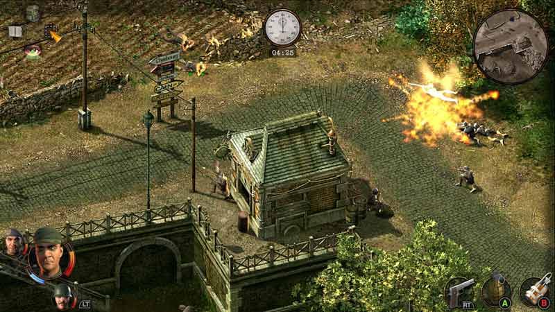 Commandos 2 HD Remaster  Nintendo Switch дополнительное изображение 3