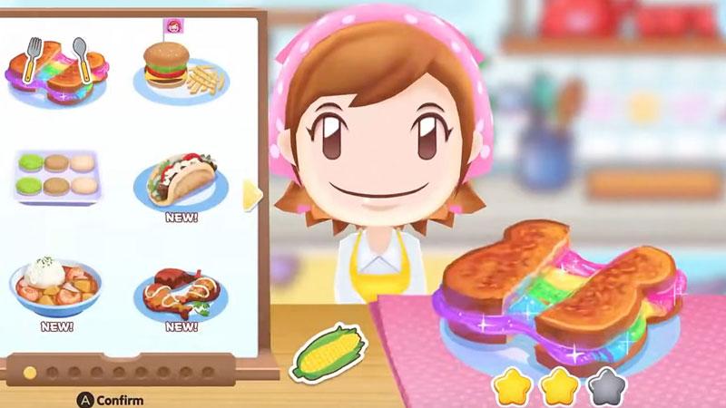Cooking Mama Cookstar  Nintendo Switch дополнительное изображение 1