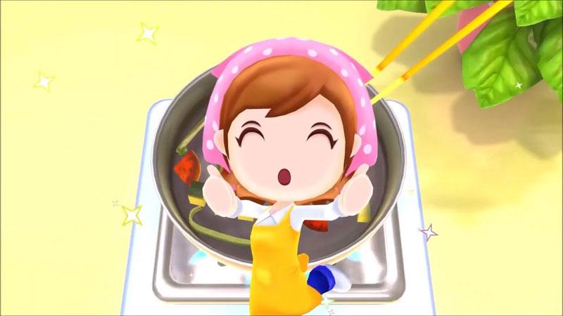 Cooking Mama Cookstar  Nintendo Switch дополнительное изображение 2