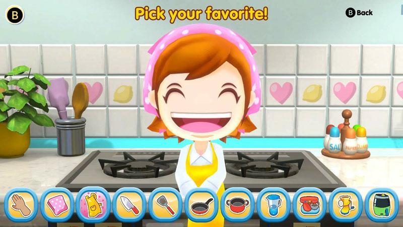 Cooking Mama Cookstar  Nintendo Switch дополнительное изображение 3