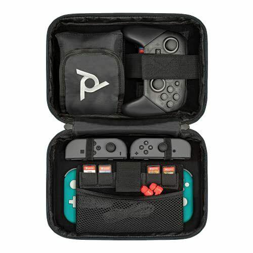Чехол Nintendo Switch Pro Elite Tom Nook PDP дополнительное изображение 2
