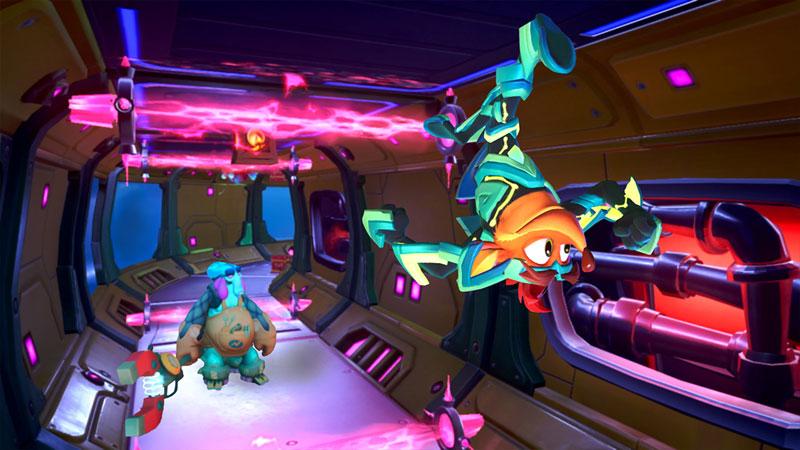 Crash Bandicoot 4 Это вопрос времени US Nintendo Switch дополнительное изображение 2