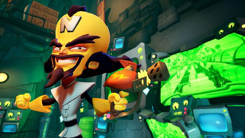 Crash Bandicoot 4 Это вопрос времени US Nintendo Switch дополнительное изображение 3