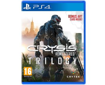 Crysis Remastered Trilogy (Русская версия)(PS4) ПРЕДЗАКАЗ!
