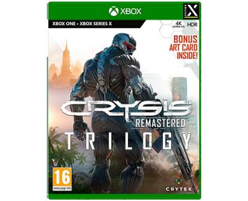 Сrysis Remastered Trilogy (Русская версия)(Xbox One/Series X) ПРЕДЗАКАЗ!